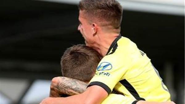 Devlin delight as 'Nix down United