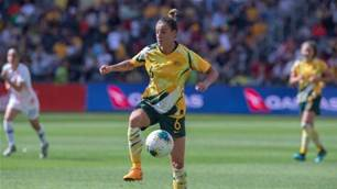 Yet another Matildas midfielder moves to WSL