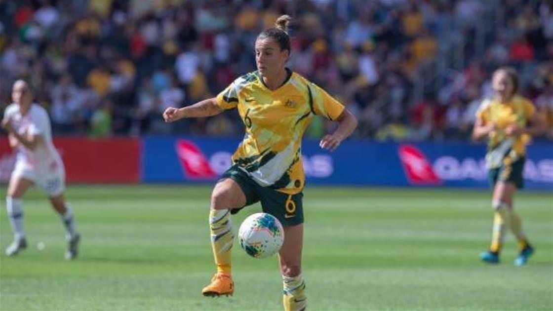 Yet another Matildas midfielder moves to WSL