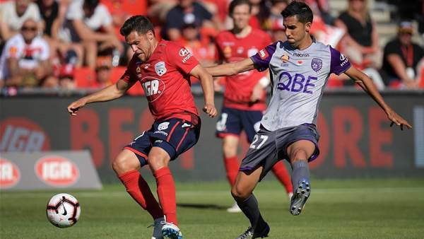Adelaide United v Perth Glory player ratings