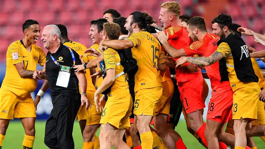 Use them or lose them: Give youngsters minutes or lose a generation says Graham Arnold