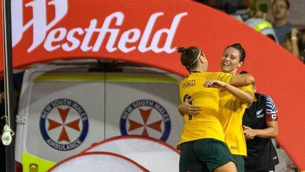Westfield pump more cash into Matildas