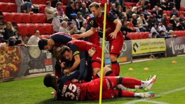 Adelaide United book A-League finals berth