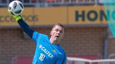 Vukovic's season rocked by injury