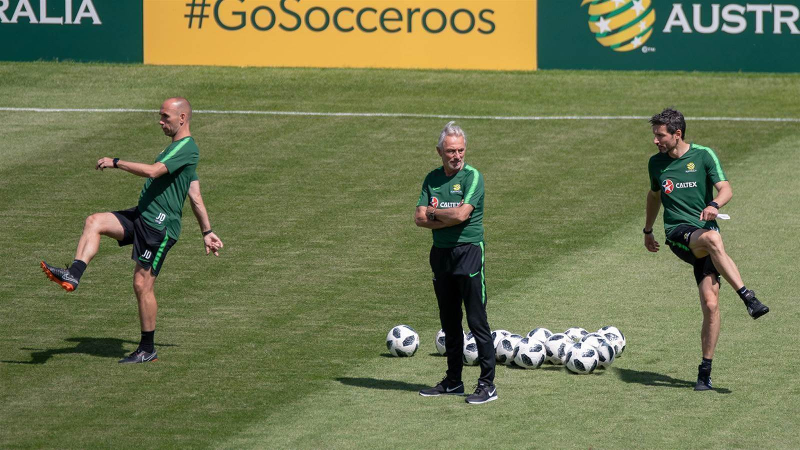 Van Marwijk: We can't afford another false start