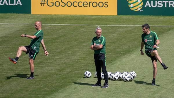 Van Marwijk: We can't afford another false start