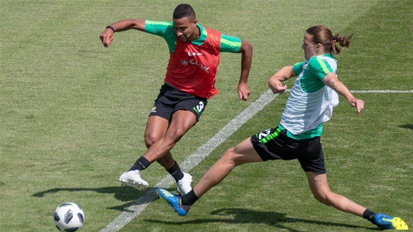 Socceroos can't idle v Kuwait, says Irvine