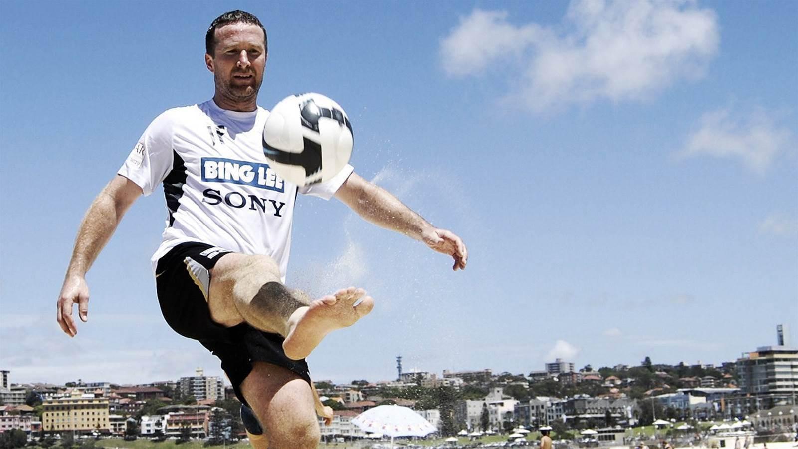 Former Socceroo departs