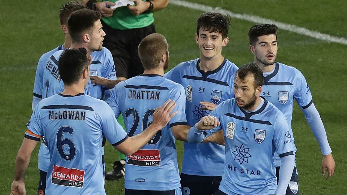 What decline? Corica says Sydney reaching 'best form'