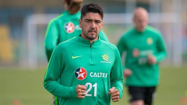 Luongo ruled out of Socceroos squad