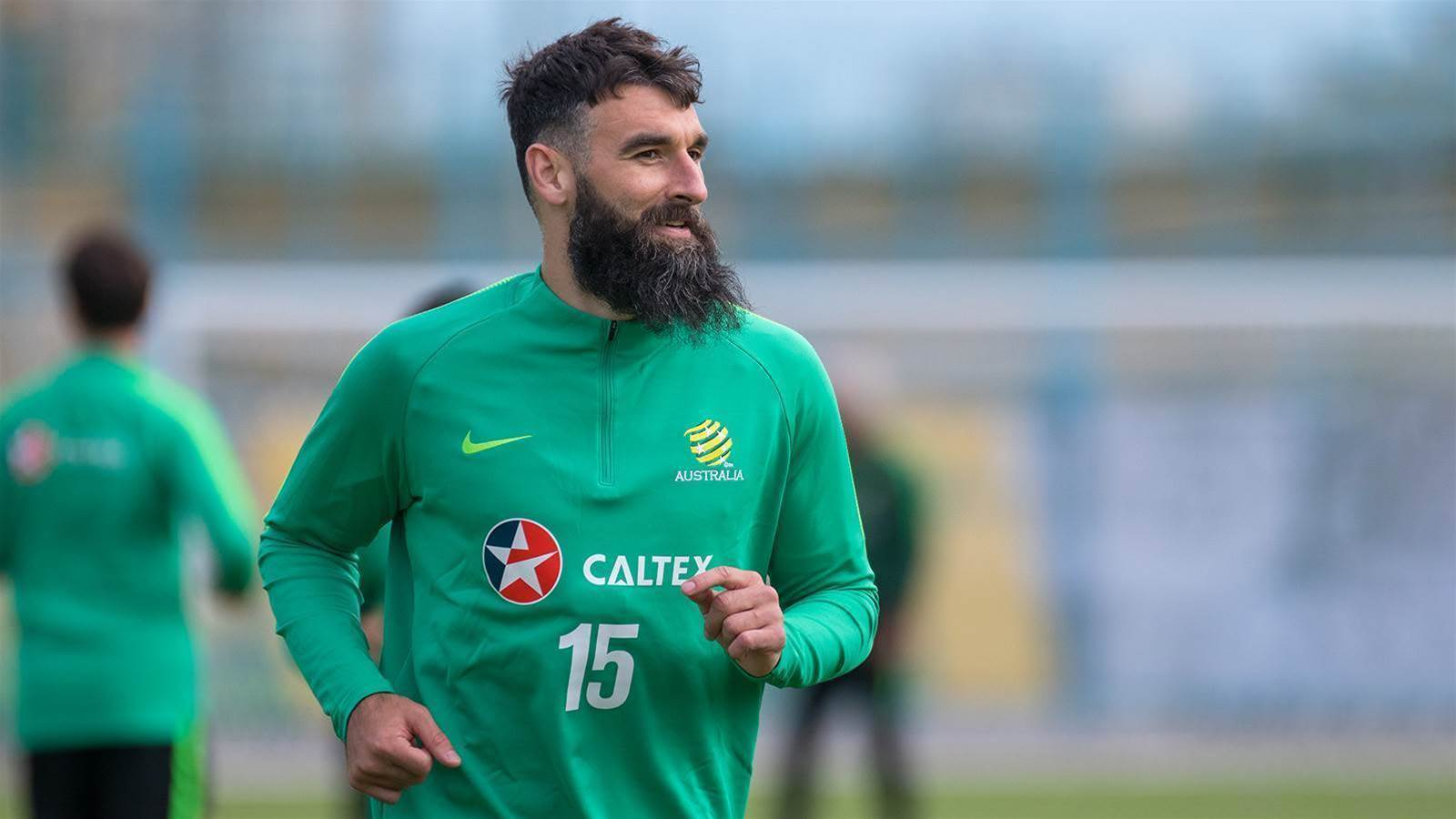 Mile Jedinak is new club's first target