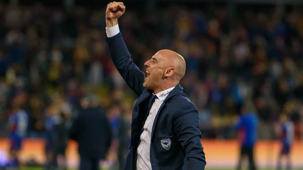 Muscat named head coach of Belgian club