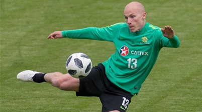 Aaron Mooy can fill Socceroos void: Arnold