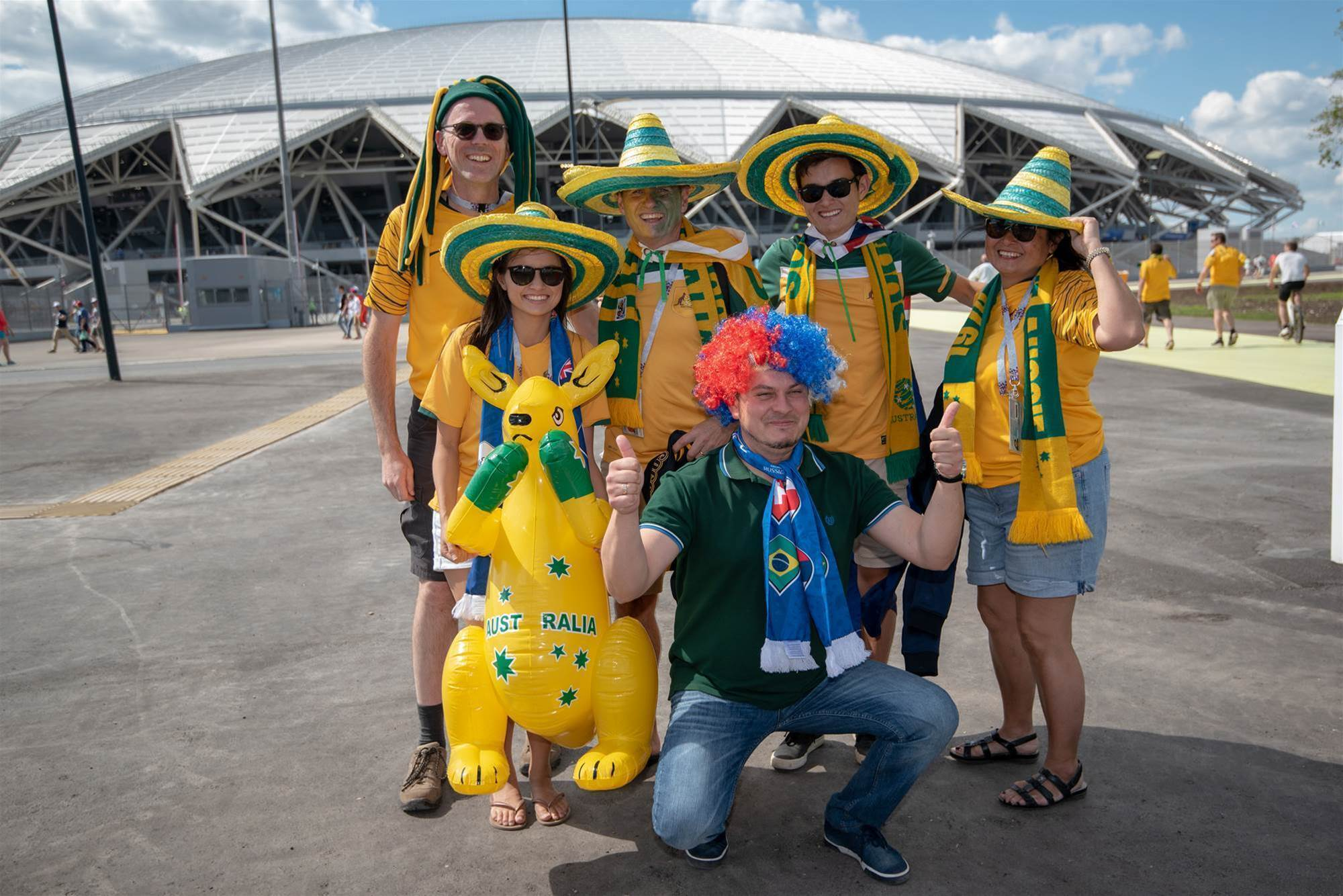 Fan preview: Australia vs Peru