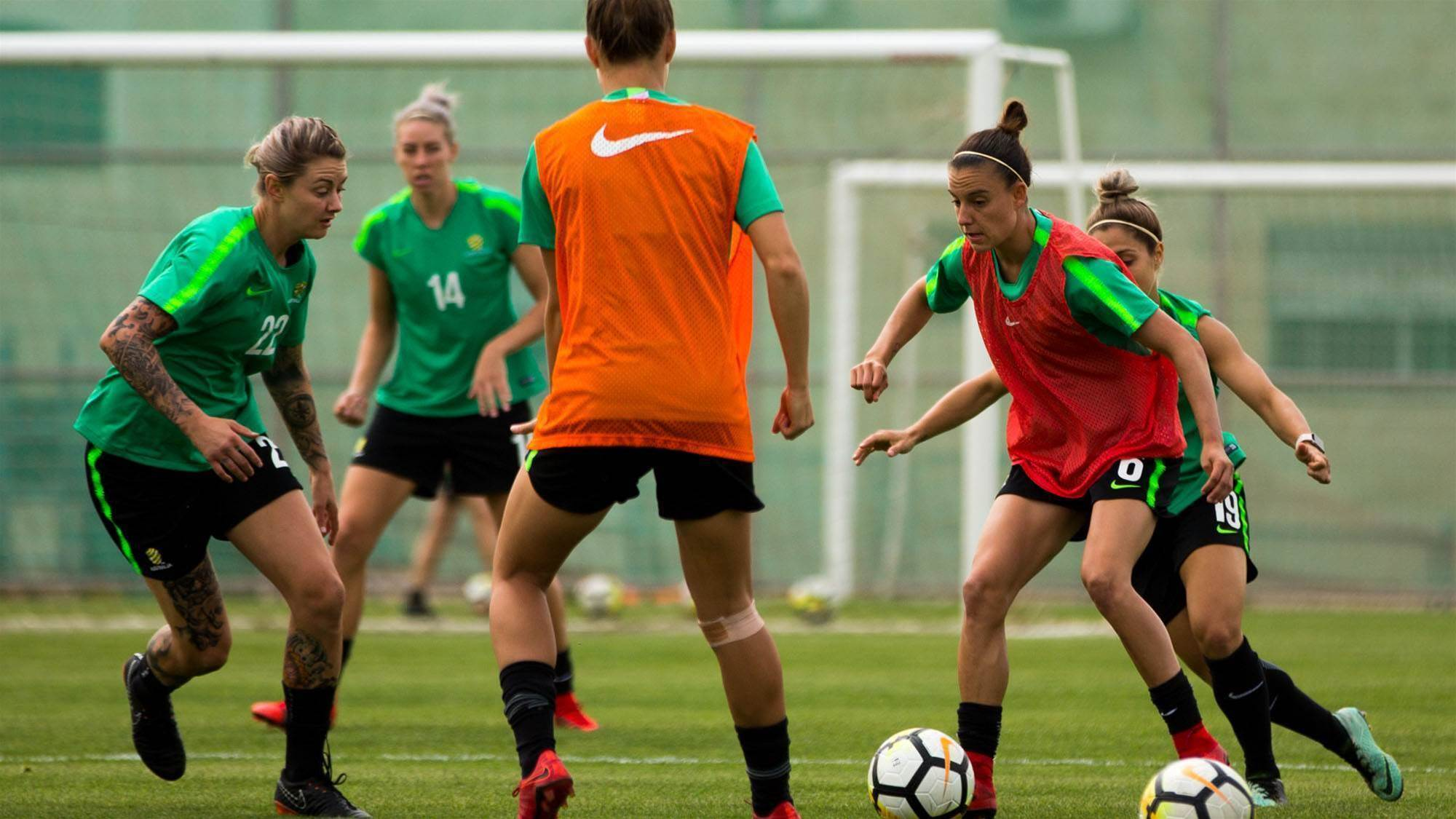 Preview: Matildas v South Korea