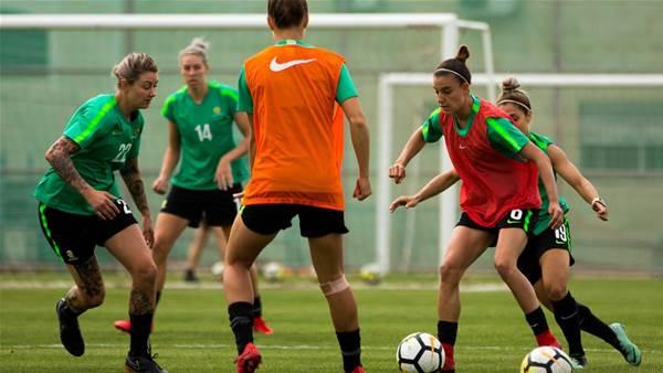 Preview: Matildas v South Korea