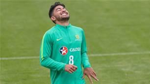 Socceroo's deadline day switch