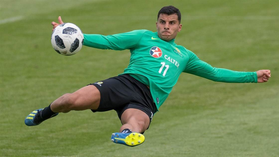 Nabbout's hard yards at home pay off