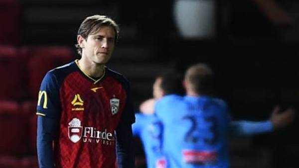 Adelaide set to lose biggest star for Sydney A-League semi-final