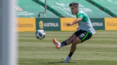 'Gut-wrenching' - Daniel Arzani on his ACL comeback