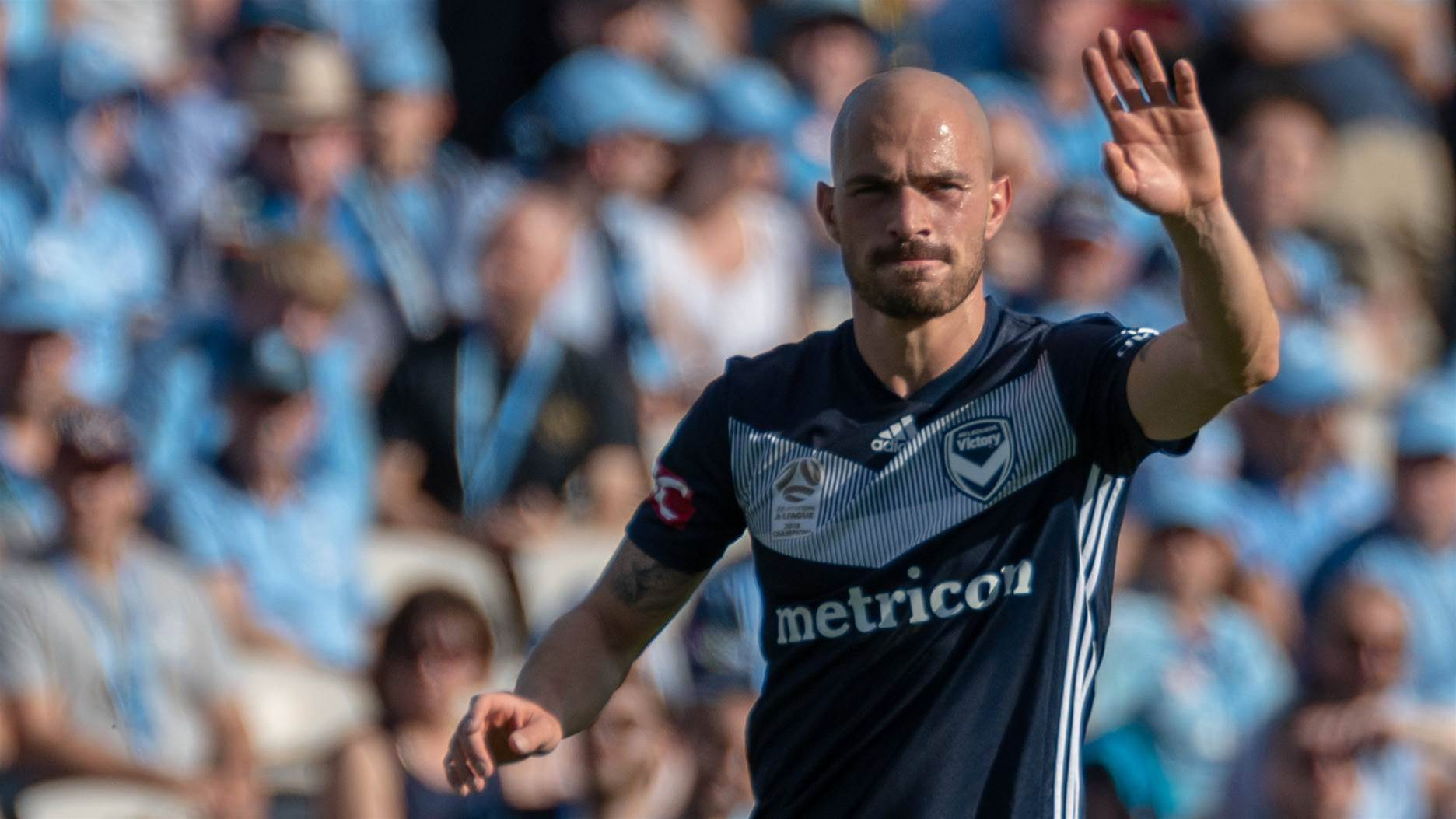 Troisi out as Victory face crunch clash