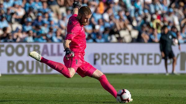 'I couldn't risk missing the birth' – Redmayne to miss Sydney FC ACL bid