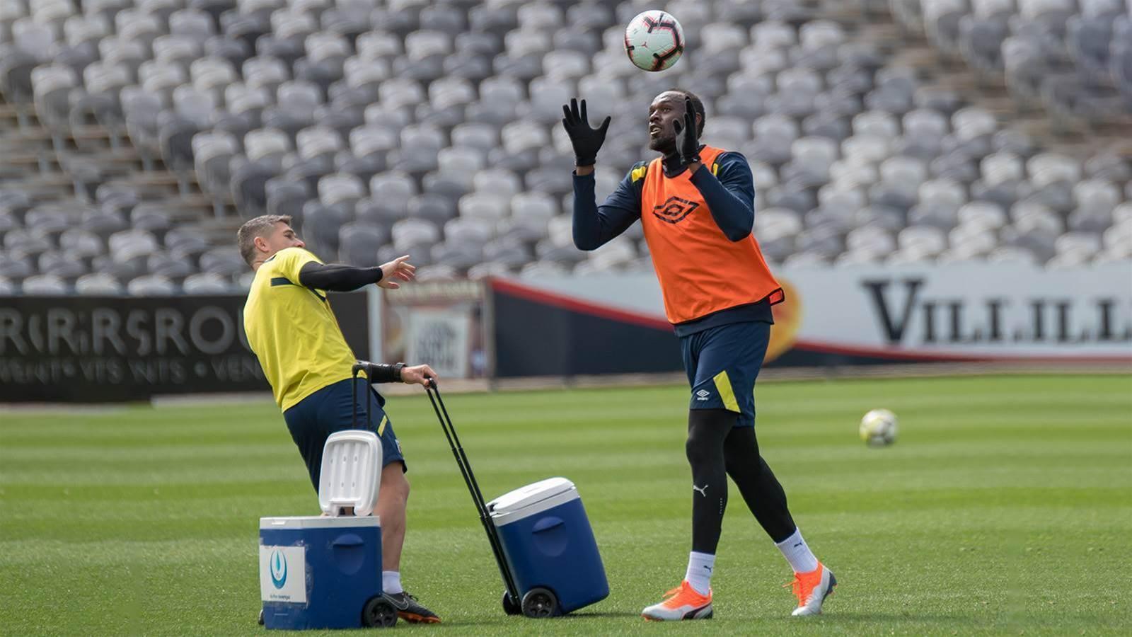 McCormack's brutal verdict on Usain Bolt