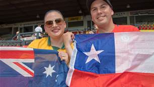 Chile clashes ideal tests for Matildas