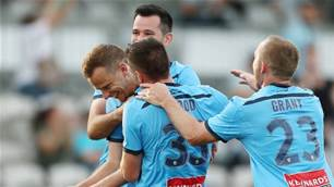 Sydney A-League star says Socceroos absences merely 'baptism of fire'