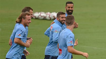 Sydney talk up Grand Final mentality