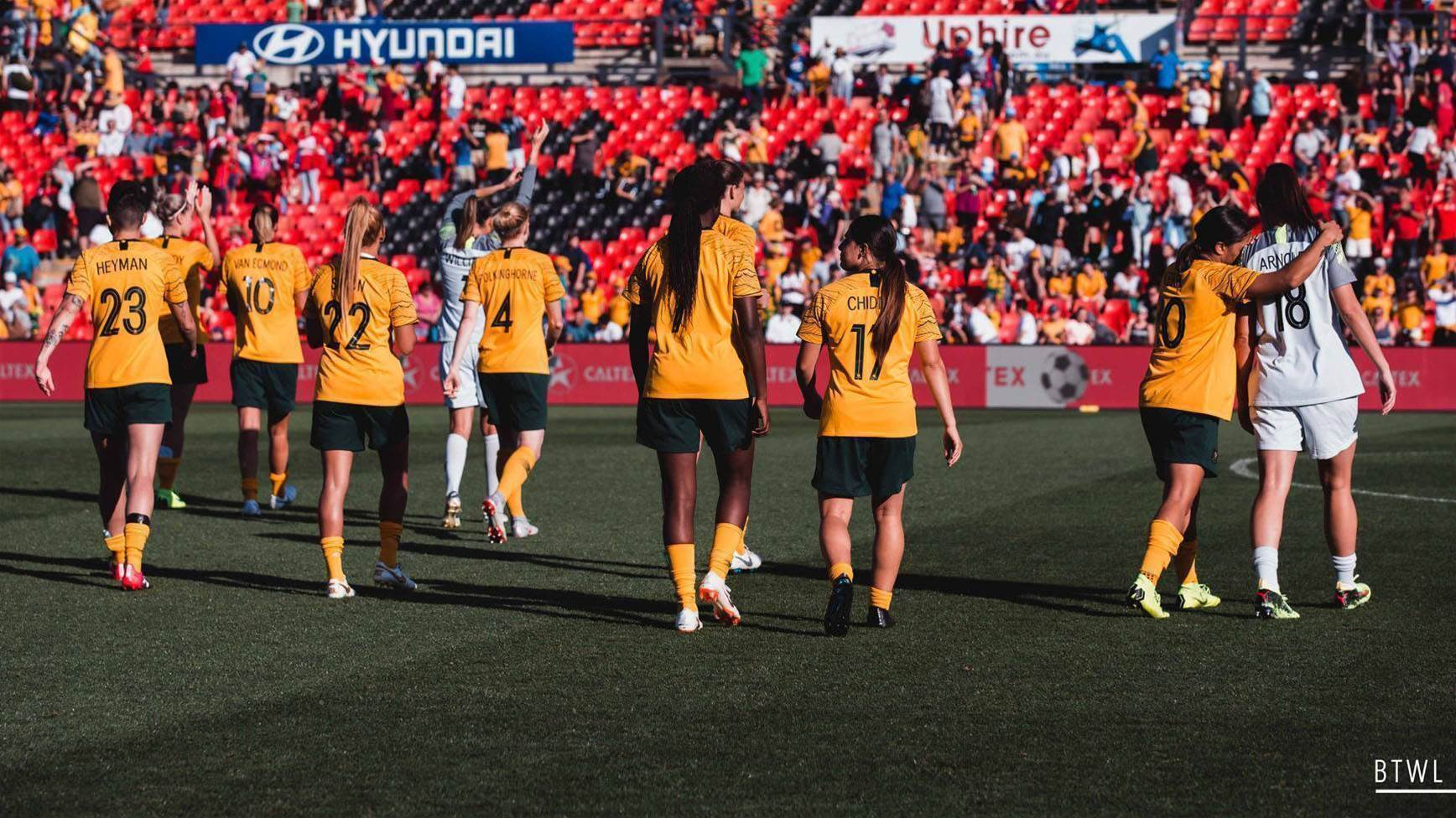 Matildas out for revenge after shock Chile loss