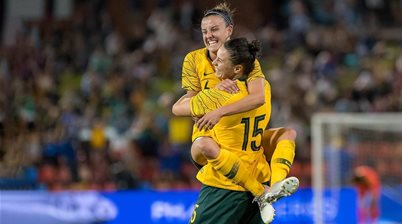 Comeback Matildas revel in World Cup call-ups