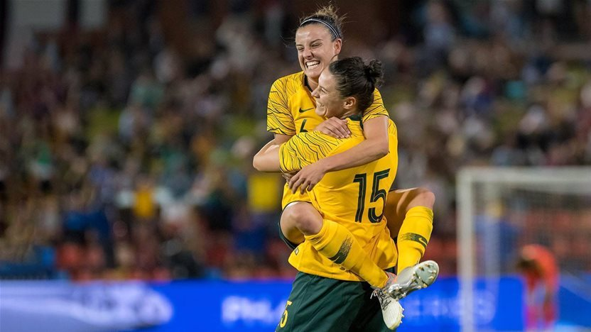 Comeback Matildas revel in World Cup call-ups