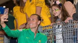 Official - Matildas midfielder joins City