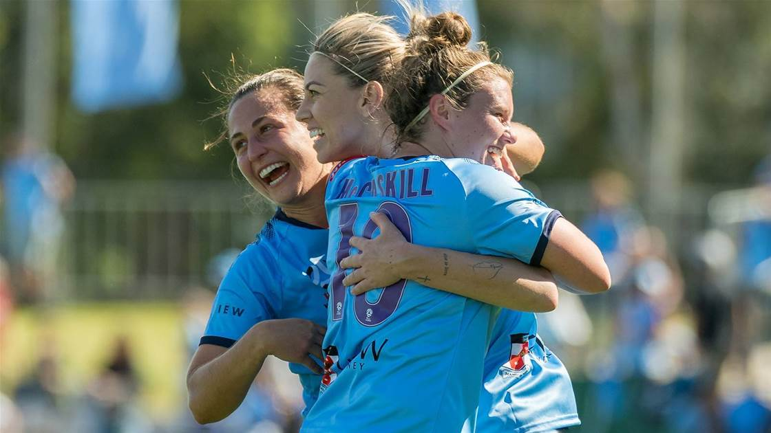 W-League in spotlight after WWC clinched