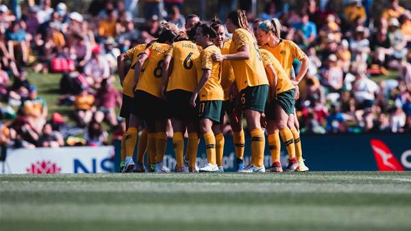 Match Preview: Matildas v Chile - Game 2