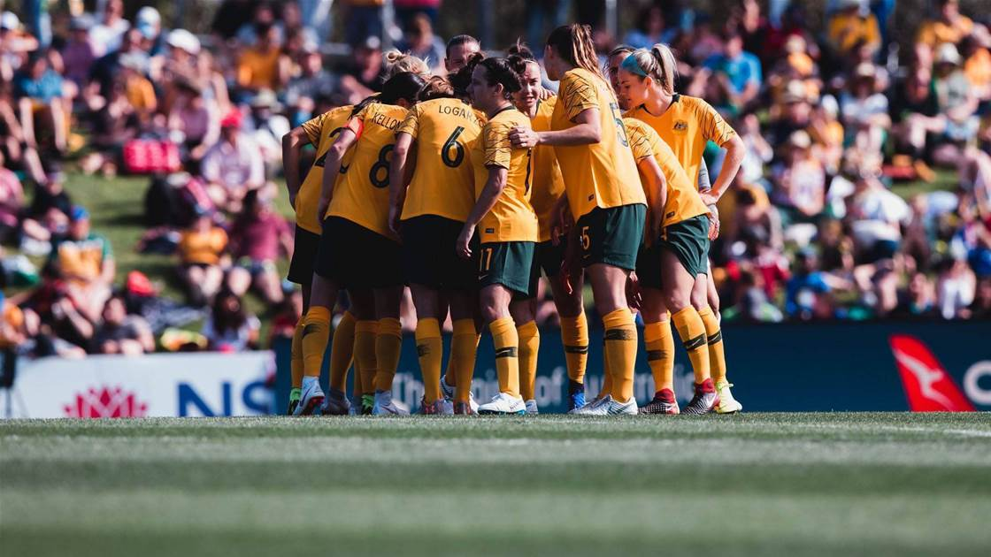Match Preview: Matildas v Chile - Game 2