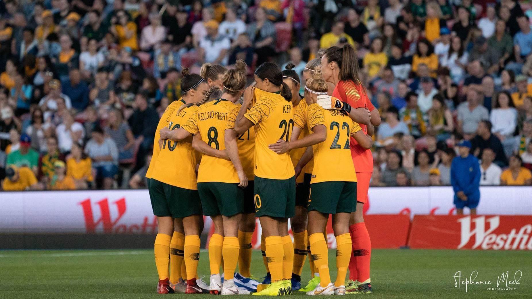 Matildas set for World Cup seeding