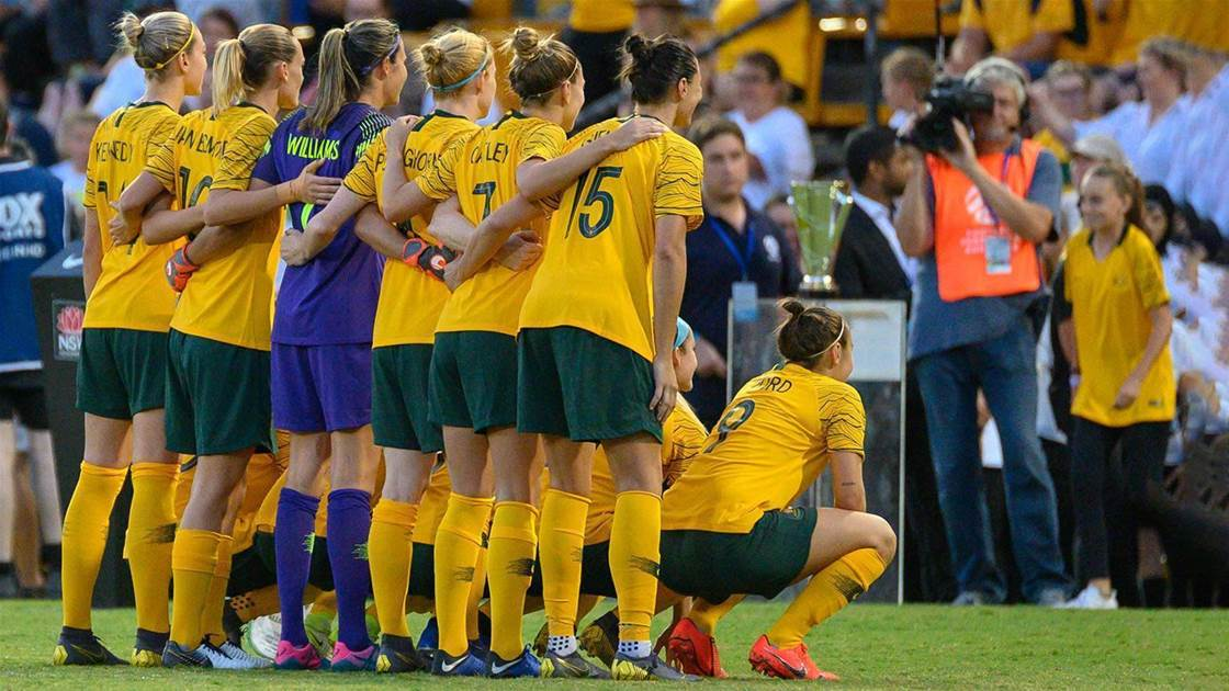 World Cup Matildas free on SBS