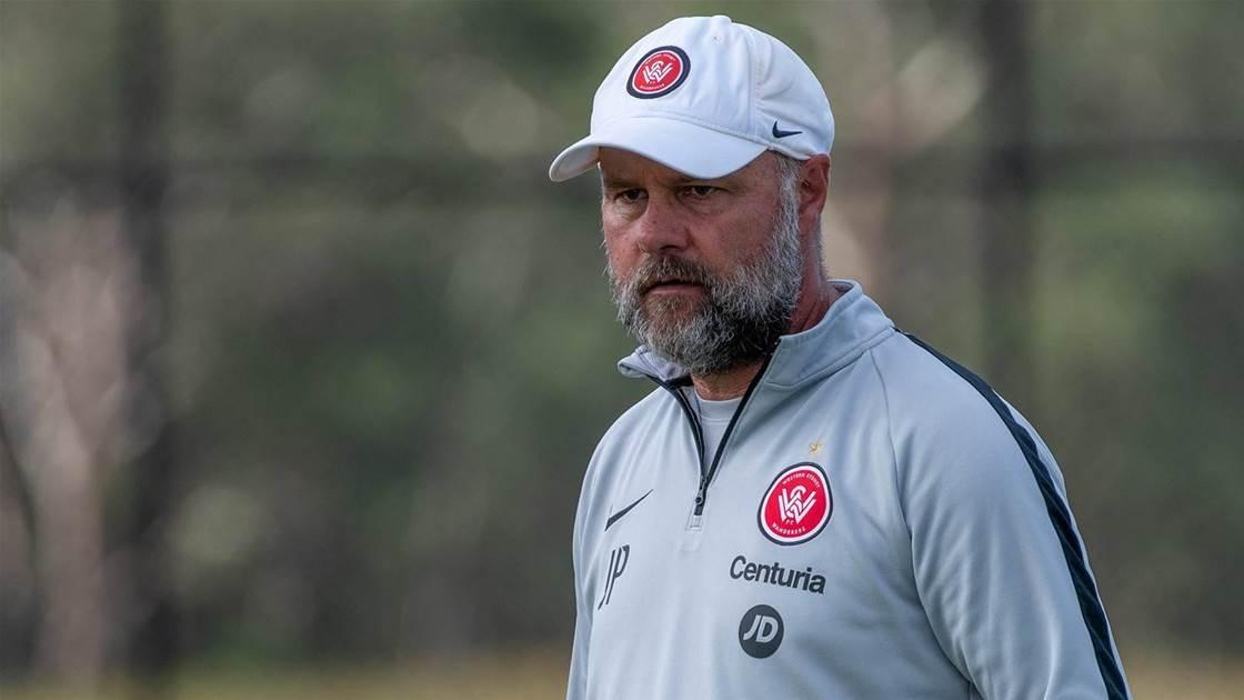 Home-grown caretaker to 'turn Wanderers into winners'
