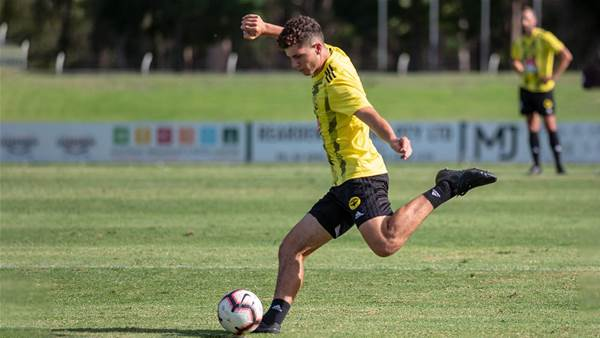 Europe comes looking for Cacace
