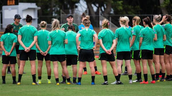 Matildas face final test before France