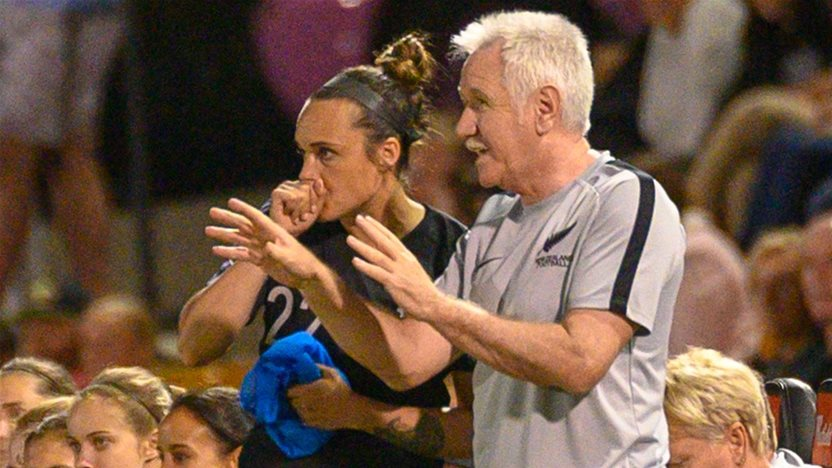 Sermanni to coach NZ women at Olympics