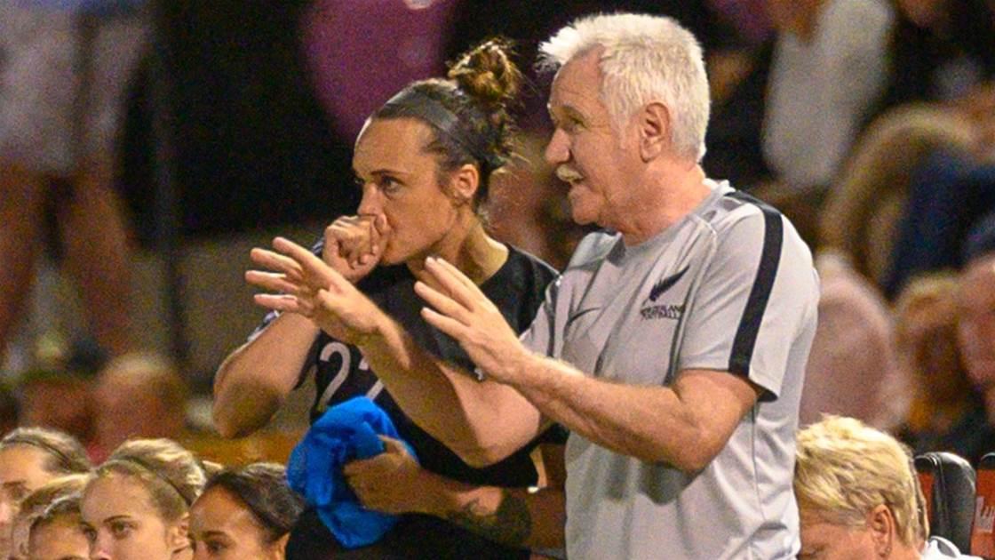 Sermanni to coach NZ women at Olympics