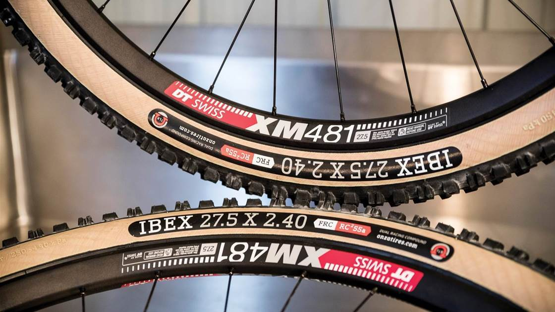 TESTED: DT Swiss XM 481 wheel build
