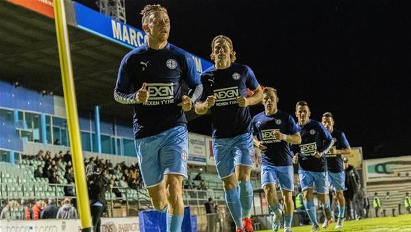 City hungry for silverware