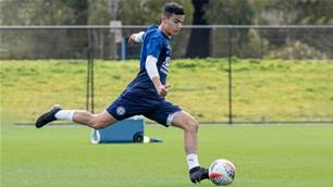 Young Melbourne City flyer Colakovski inks new deal in Bundoora