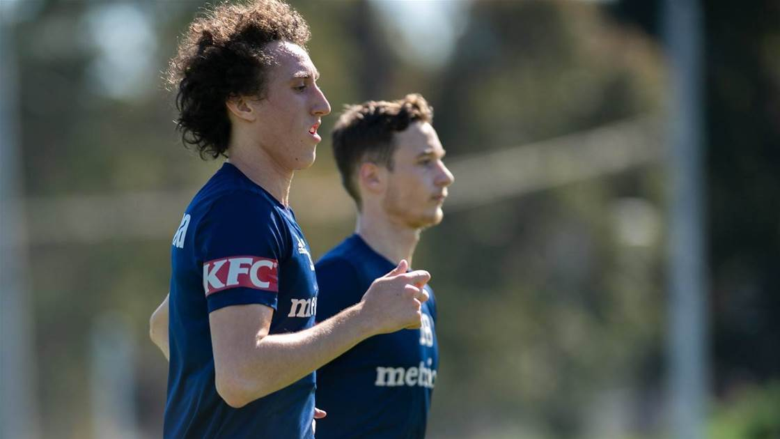 Y-League Wrap: Victory's Footscray Park facilities challenge and Mariners' Kuol-led explosion