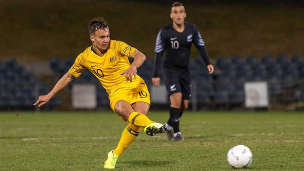 Olyroos belief growing heading into Bahrain battle