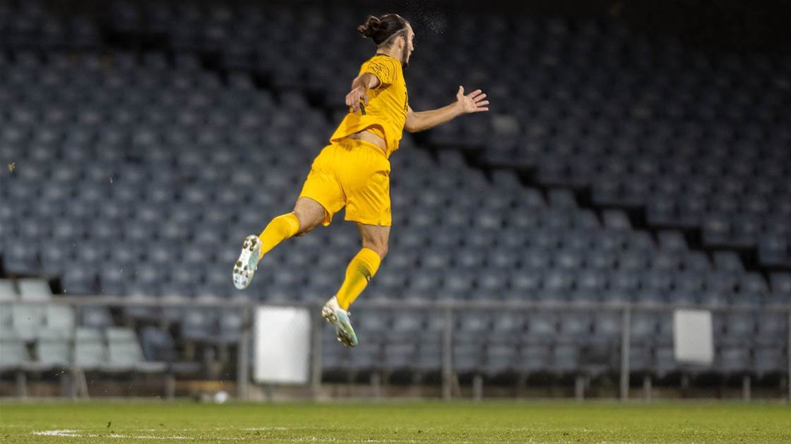 Olyroos vs Thailand: Player Ratings